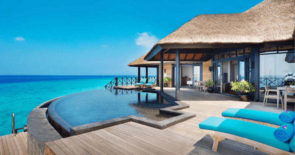 JAM Grand Water 2BR Suites with Private Infinity Pool Deck