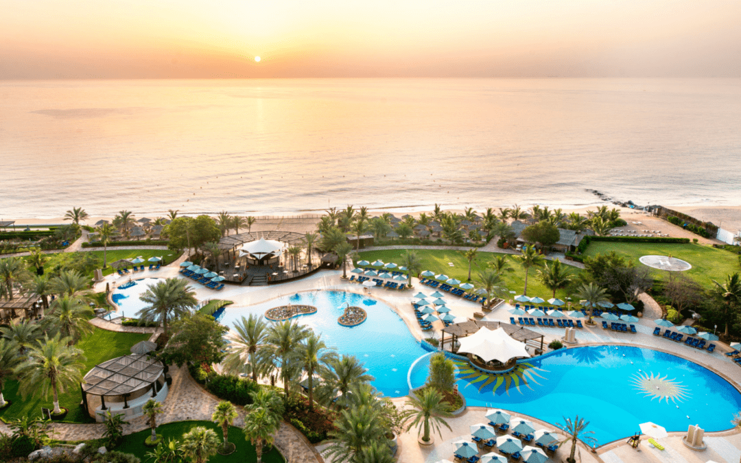 Why Le Méridien Al Aqah Beach Resort is the best hotel in the UAE for a family-friendly staycation