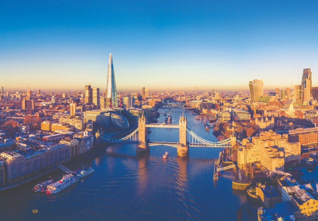 London Tower Bridge - istock