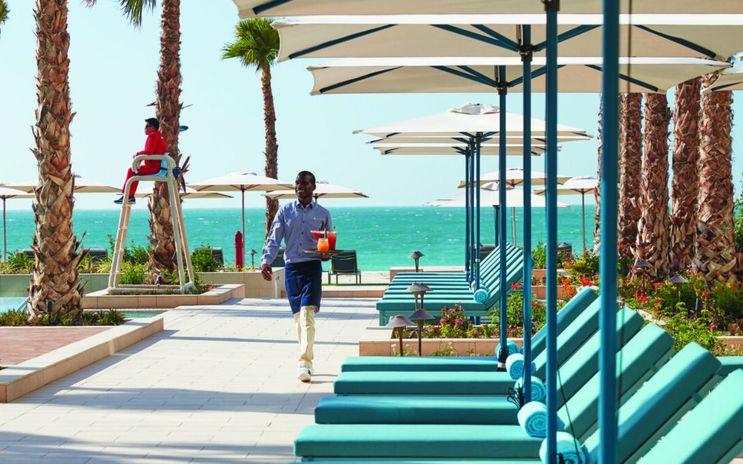 Readers' Awards: Best Hotel For Service in the Middle East