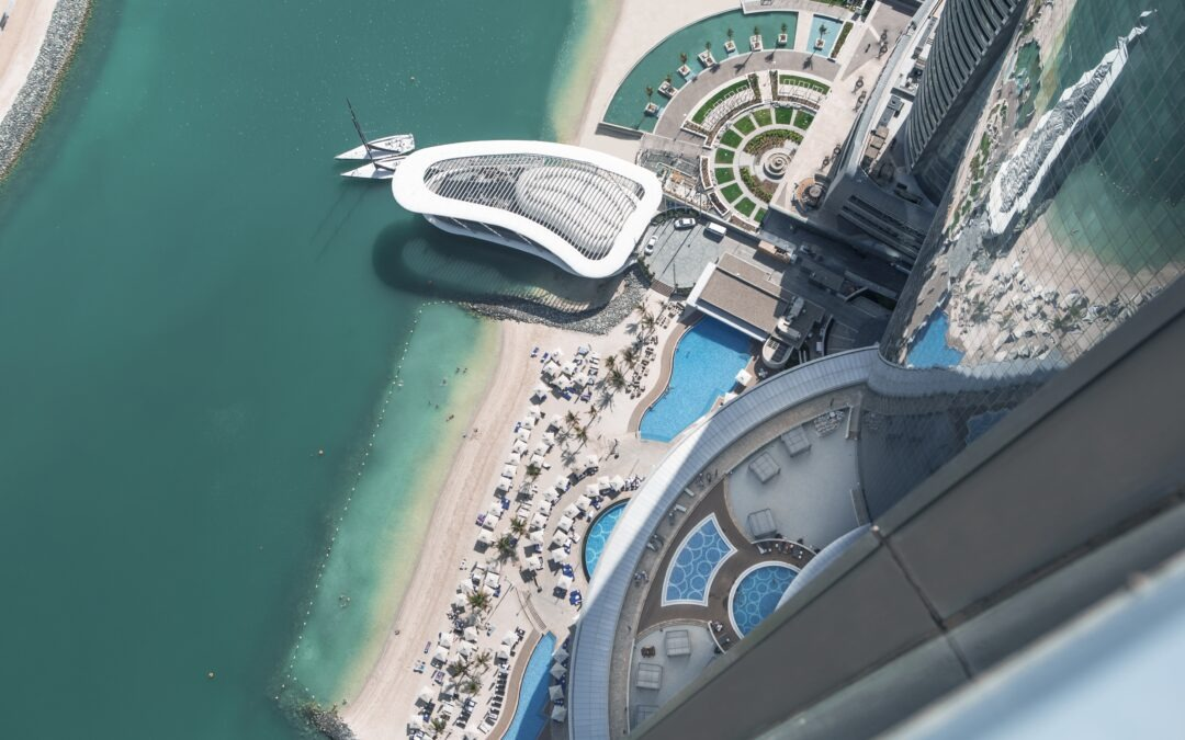 All rooms with a view: 5 ways Conrad Abu Dhabi Etihad Towers offers the best views of the city