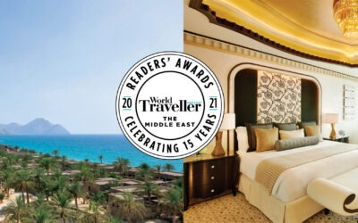 Readers' Awards: See the hotels and destinations voted by you as the best in the Middle East