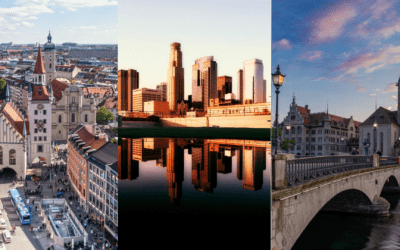 These are the best cities to travel to as a vegetarian