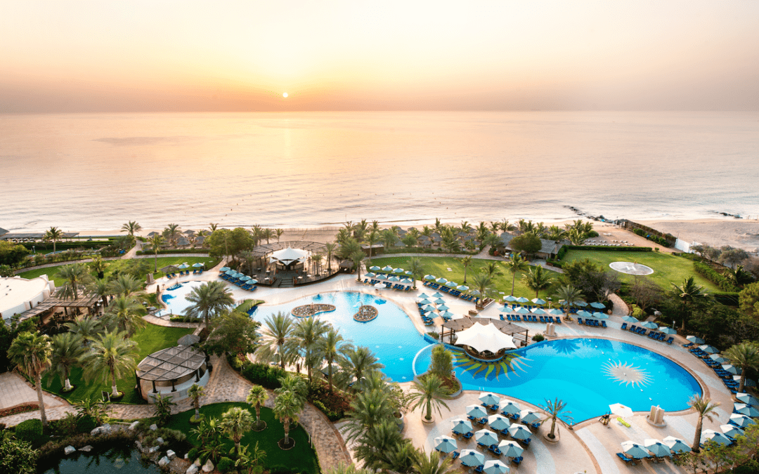 Scenic natural beauty meets wholesome family-fun at Le Méridien Al Aqah Beach Resort