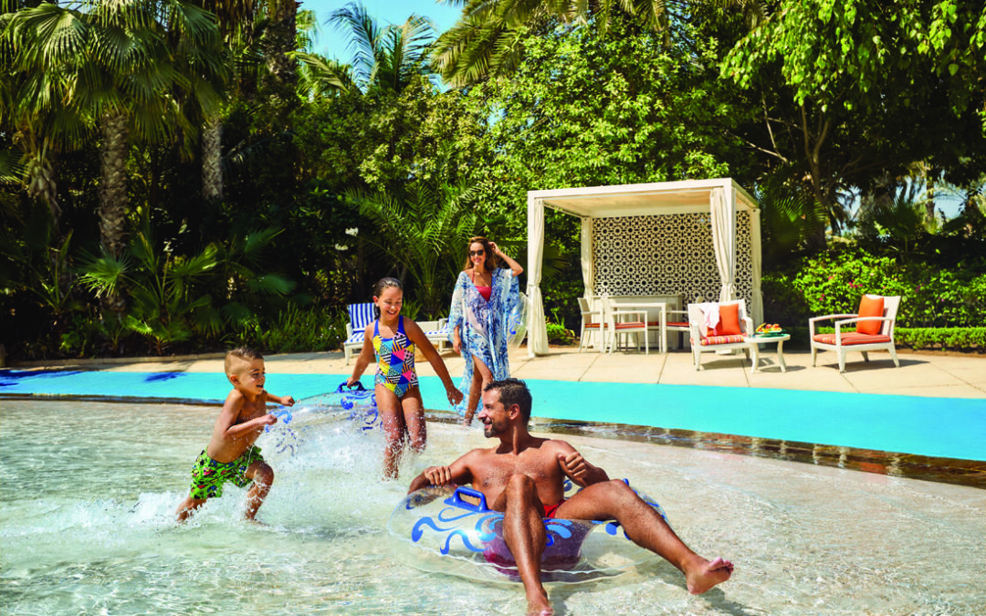 Readers' Awards: Best Family Hotel in the Middle East
