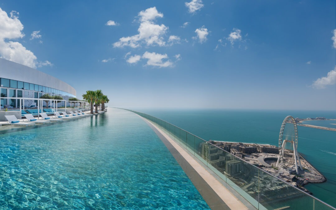 7 hotels with the best infinity pools in Dubai – including this record-breaking newcomer
