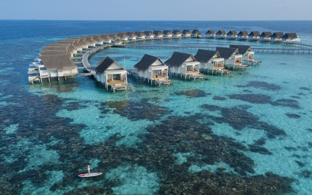 Family fun or couple's getaway, two ways to experience Centara Hotels & Resorts in the Maldives