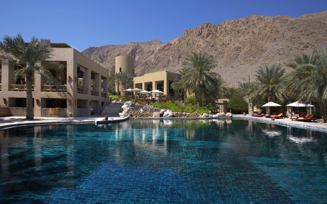 This hotel just became the first in the GCC to create a carbon-neutral rate for every guest