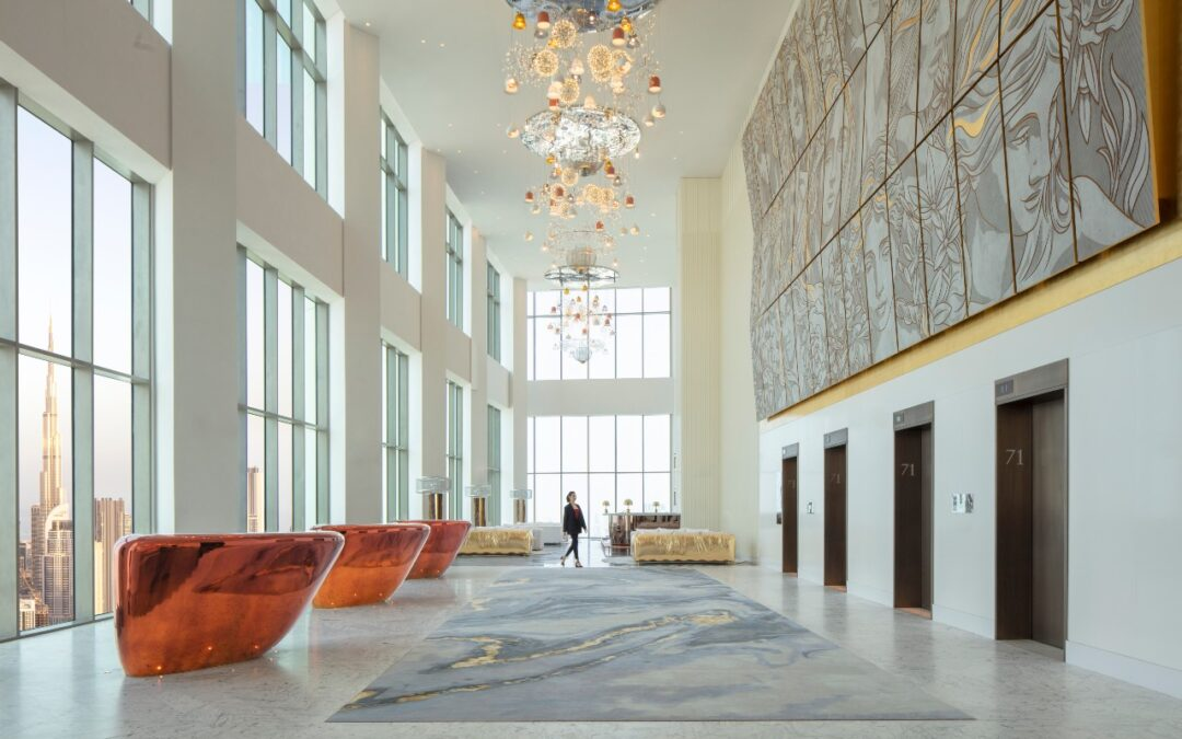 Take a look inside SLS Dubai Hotel & Residences – the new luxury lifestyle hotel open in Business Bay