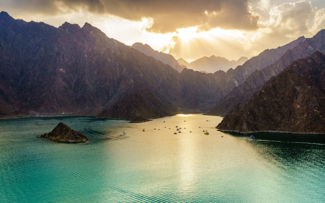 Get Into The Green Scene is Dubai's new sustainable tourism initiative, and here's what you need to know