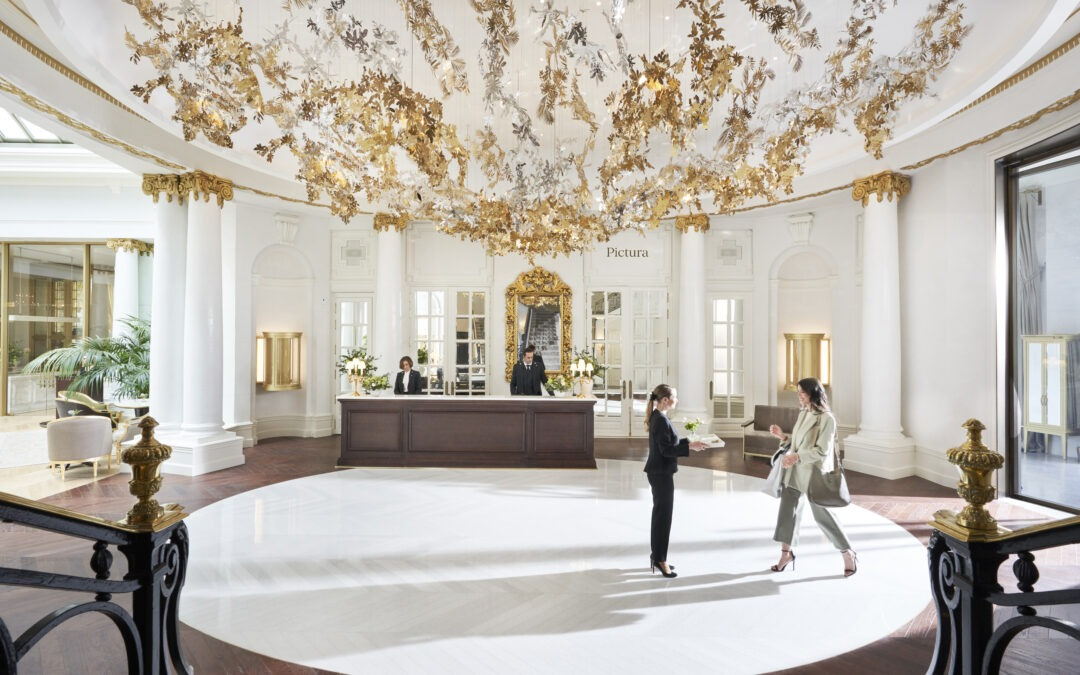 Mandarin Oriental Ritz, Madrid has reopened after a three-year restoration period