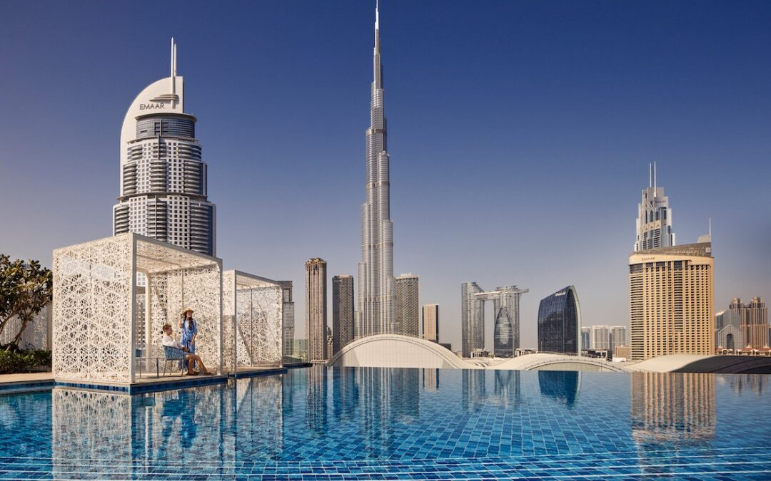 Address Fountain Views Review: Visit this Dubai Downtown hotel for an idyllic pool day turned staycation