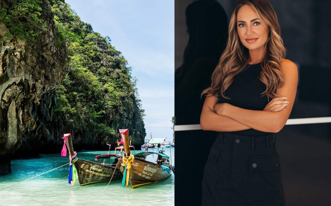 How I Travel: Lyndsay Doran, Founder of UAE-born activewear brand, L'Couture