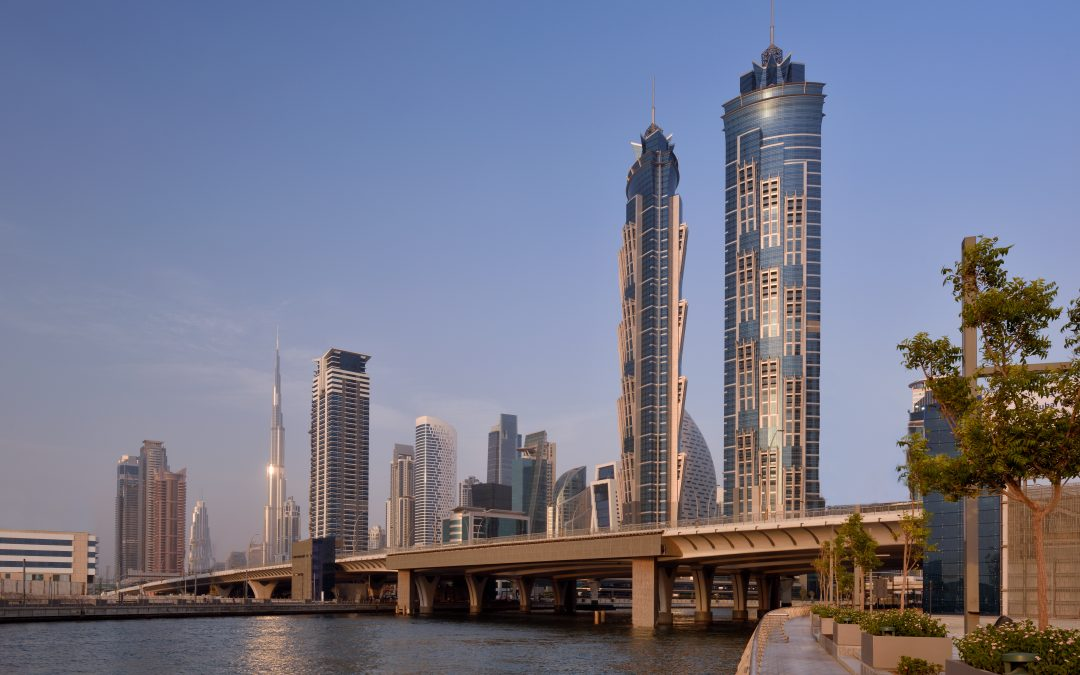 Win a one-night stay for two with breakfast and brunch at JW Marriott Marquis Hotel Dubai