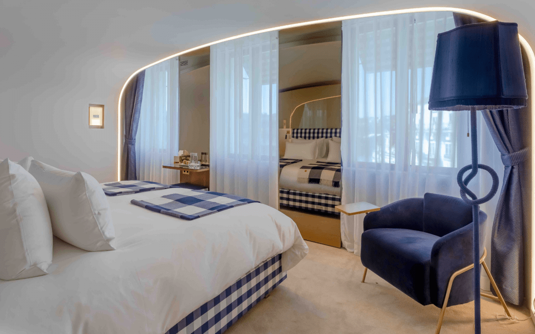Hästens announces the opening of the first Hästens Sleep Spa Hotel