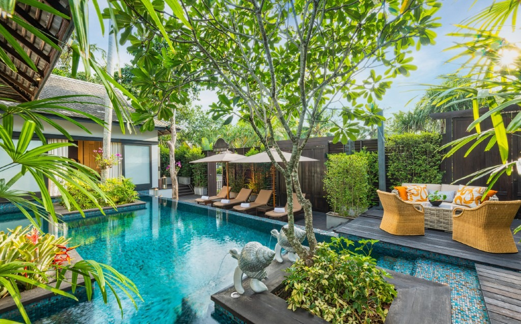 This luxury hotel chain has launched an incredible family vacation package across two Phuket resorts
