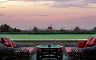 Head to Meliã Desert Palm Dubai for a weekend staycation inspired by Spanish hospitality