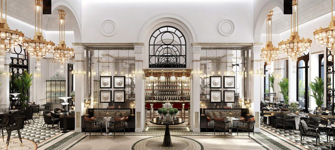Why the Langham's new hotel is must-visit for foodies