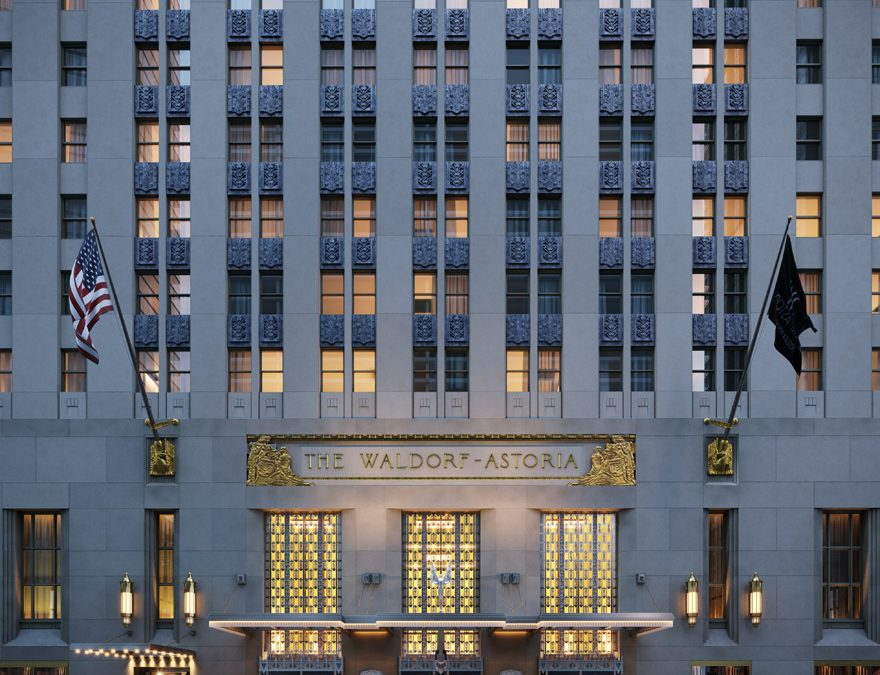 The Waldorf Astoria New York wants to hear your stories